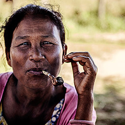 woman smoking eyes portrait content travel real UGC photography art