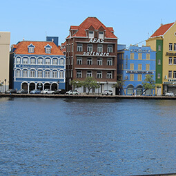city colour old town river water blue UGC travel content photography